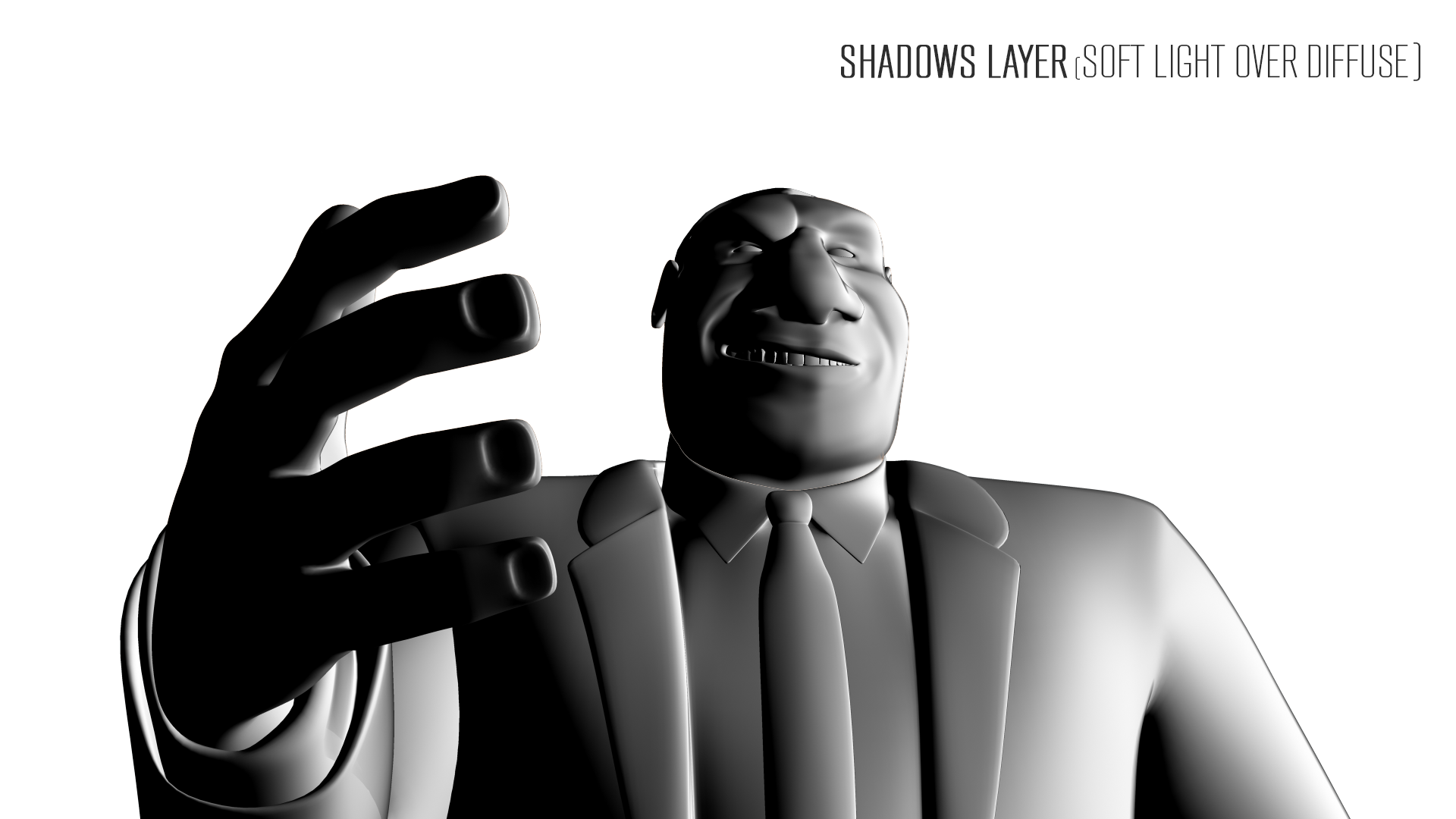 shadows layer