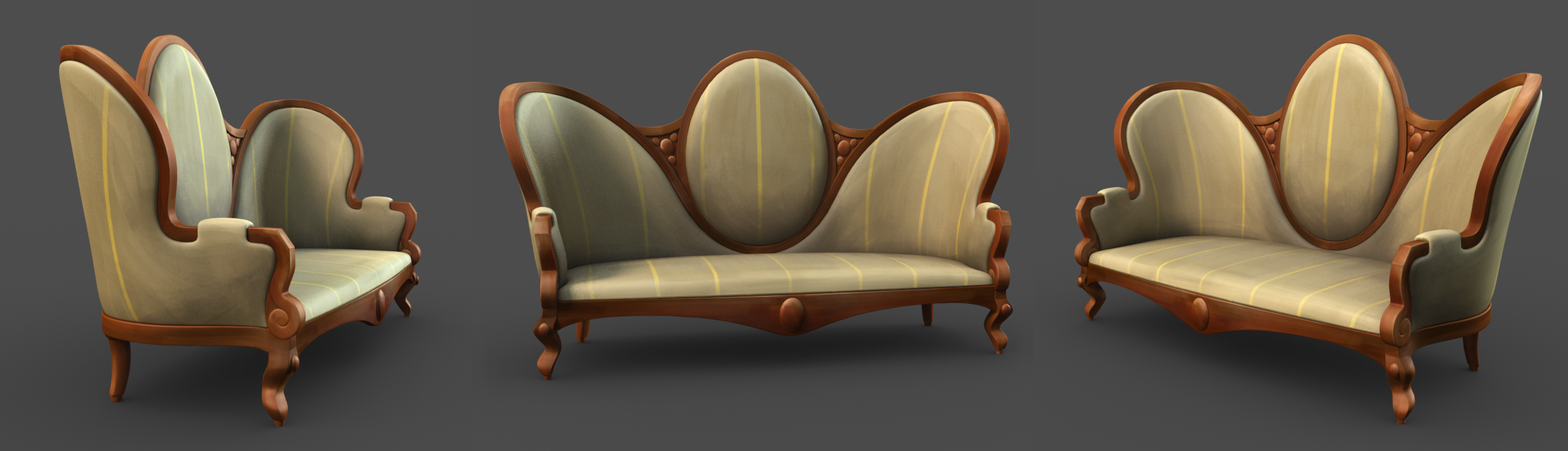 Couch Render